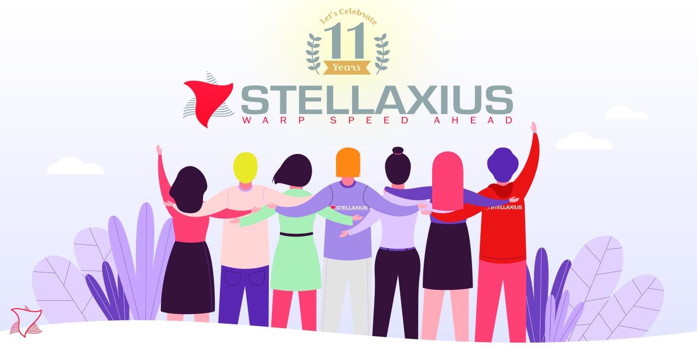 Stellaxius - Warp speed ahead